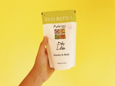 Completely Coconut- Eco Refill Pouch 300ml Lotion