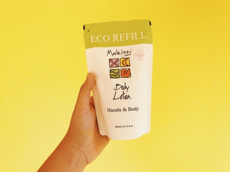 Pure and Simple- Eco Refill Pouch 300ml Lotion