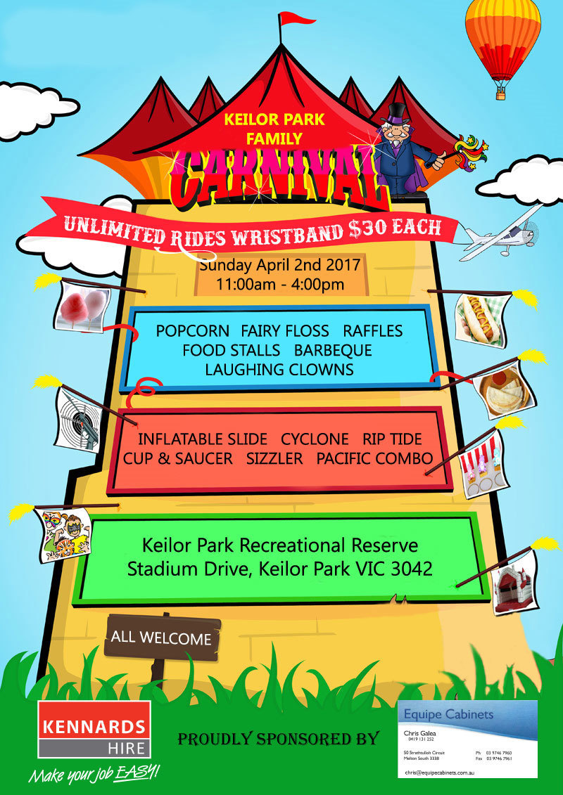 Family Carnival UNLIMITED Ride Wristband 00017