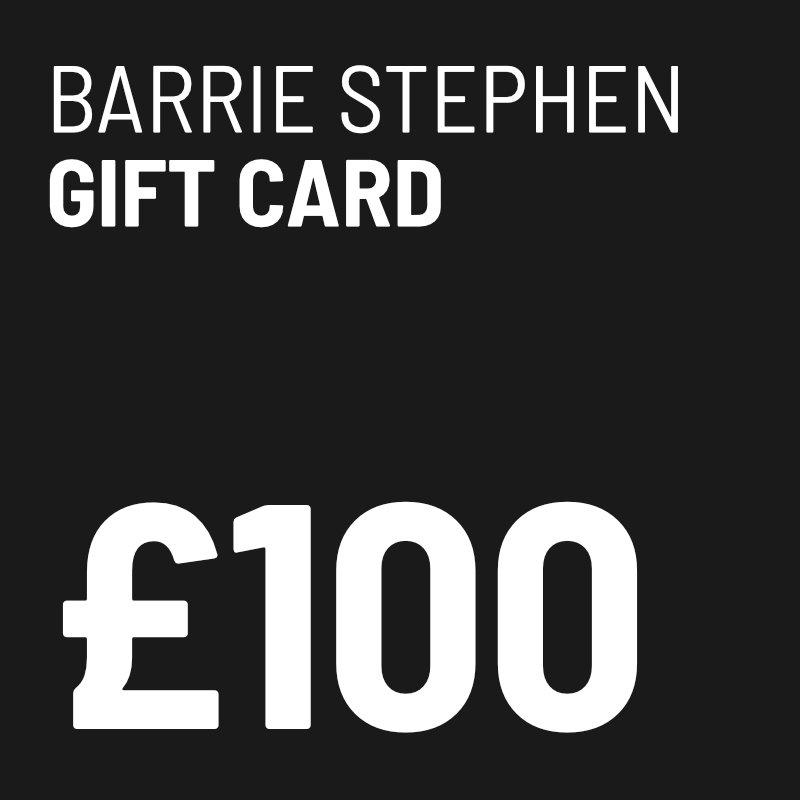 £100 Barrie Stephen Gift Card 0000015