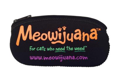 Meowijuana Storage Pouch
