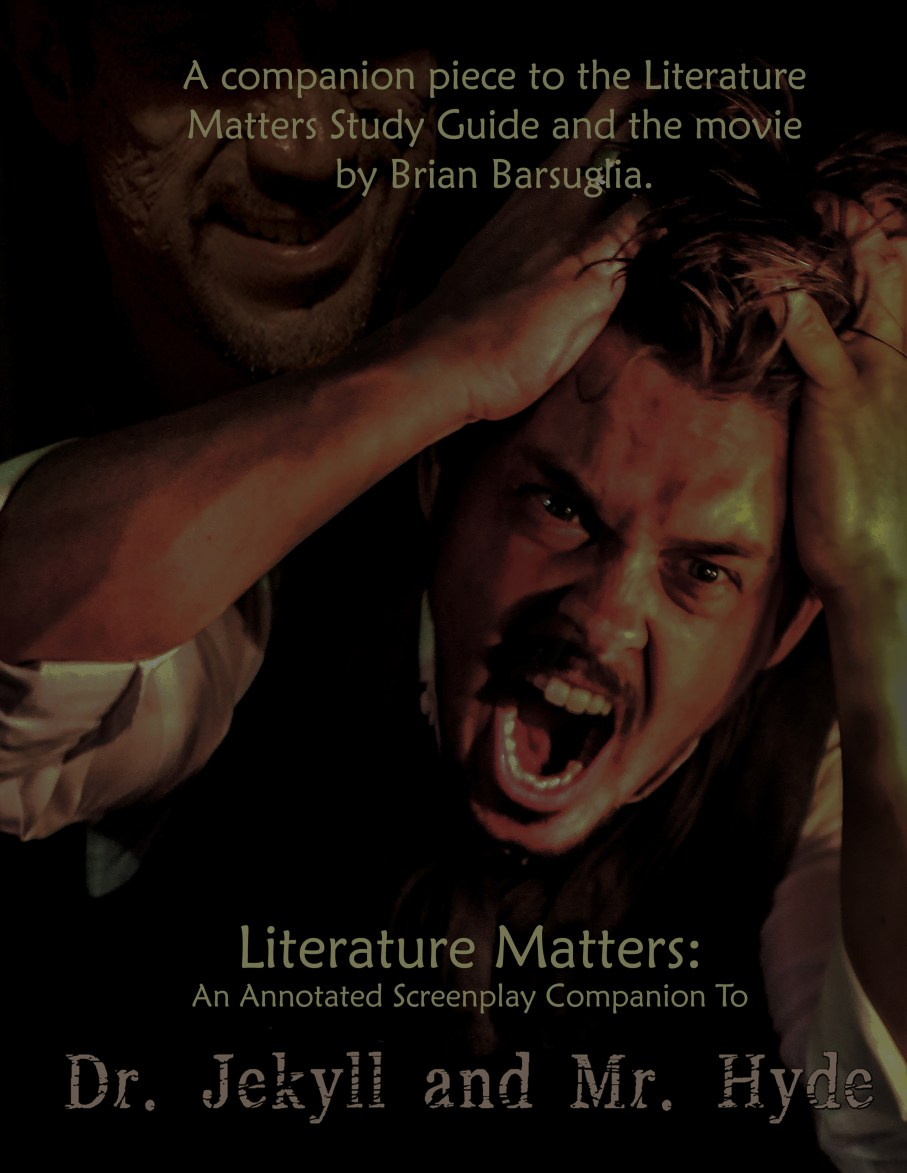 Dr. Jekyll and Mr. Hyde Study Guide & Screenplay Combo 13033