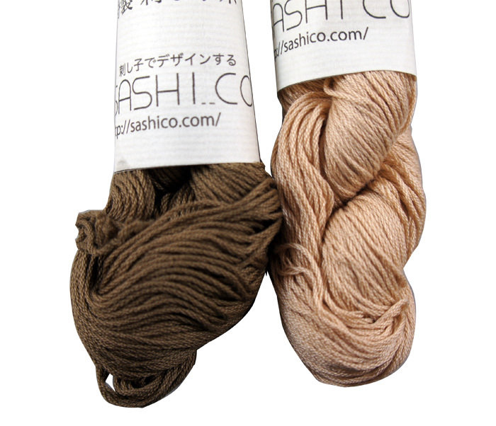 Sashi.Co Original Color Sashiko thread