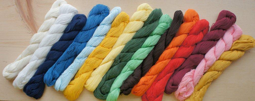 Sashiko Thread (145 meter / Mono Color) MC-Thread