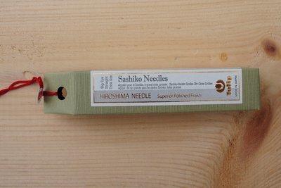 Sashiko Needles | Big Eye Straight