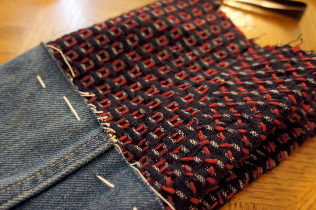 Sashiko Mending Workshop