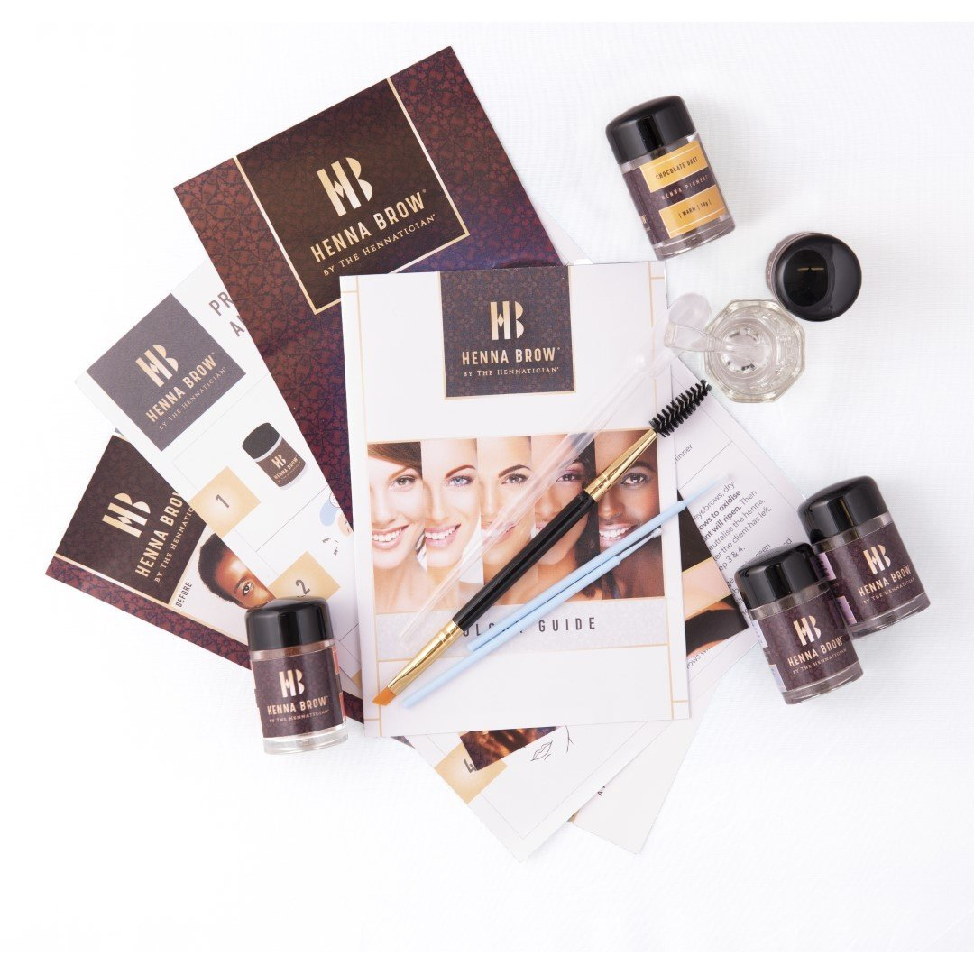 Henna Brow Treatment Kit MBCHBPRO