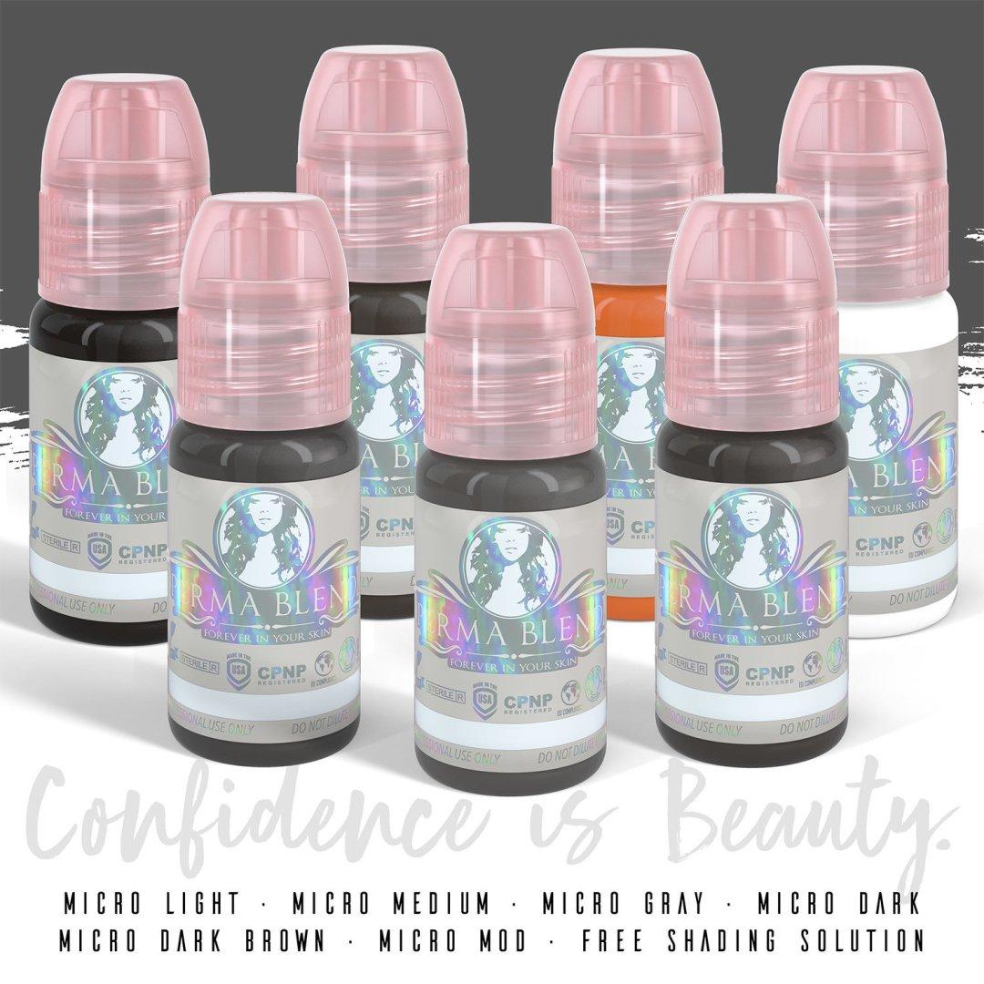Perma Blend Pigments - Scalp Kit MBCPBPSK2