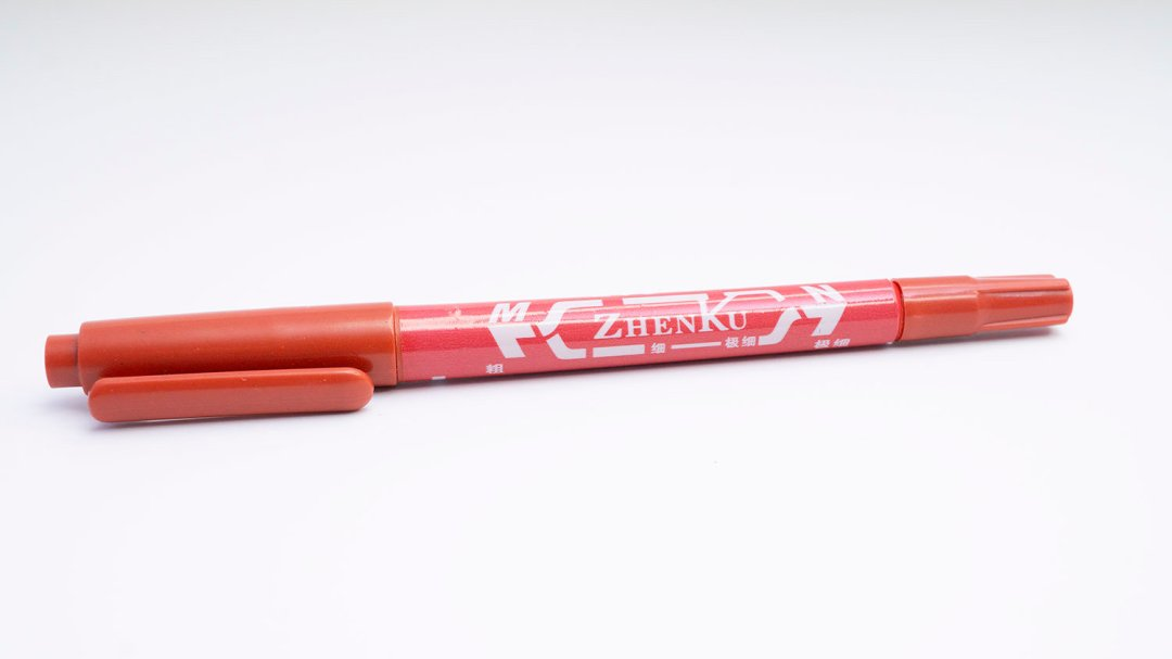 Red Tattoo Skin Marker - lips PMU MBCTSM02