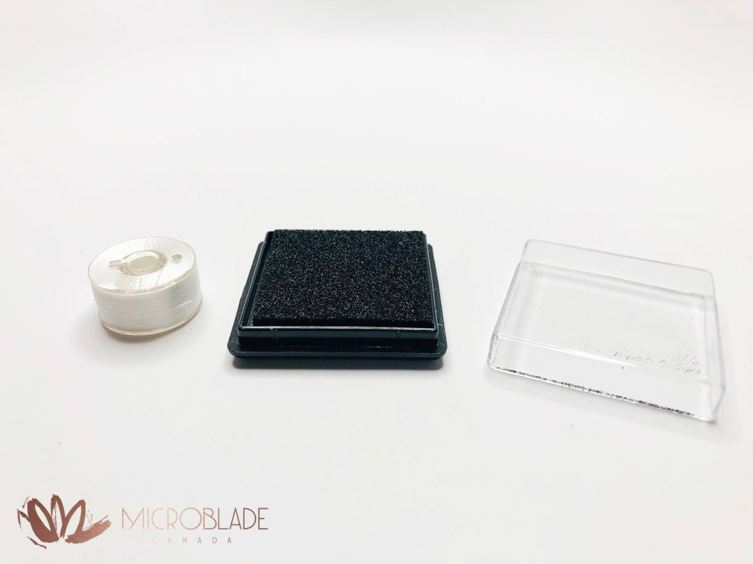 Easy Thread & Ink Pad Combo - Black MBCETIP01