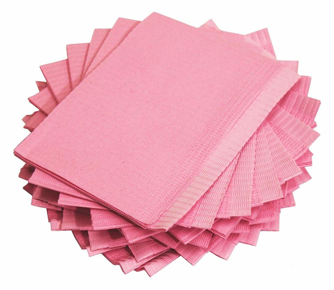 Dusty Rose Barrier Bibs MBCPDB03