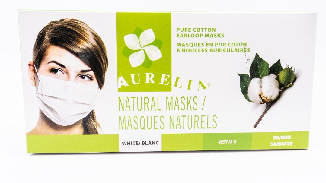 White Medical Face Masks MBCWDFM02