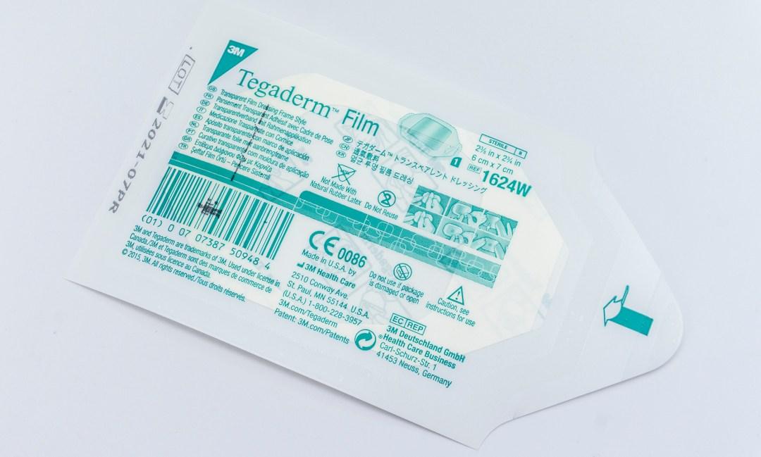 Sterile Tegaderm Film - 25 pack MBCTF02