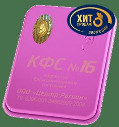 КФС №16 (чистое пространство) КФС №16