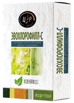 ЭВОхлорофилл - С эвохлорофилл - С