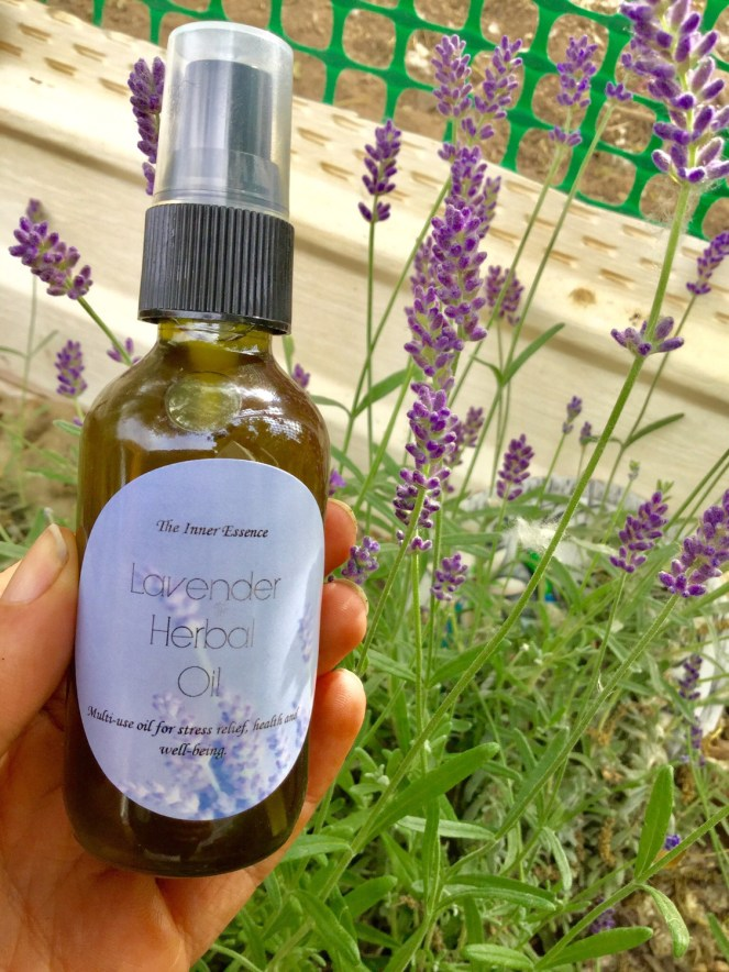 Lavender Herbal Oil