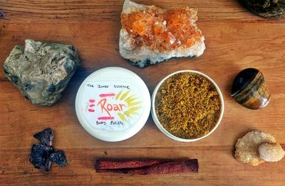 Animal Spirit Body Scrubs