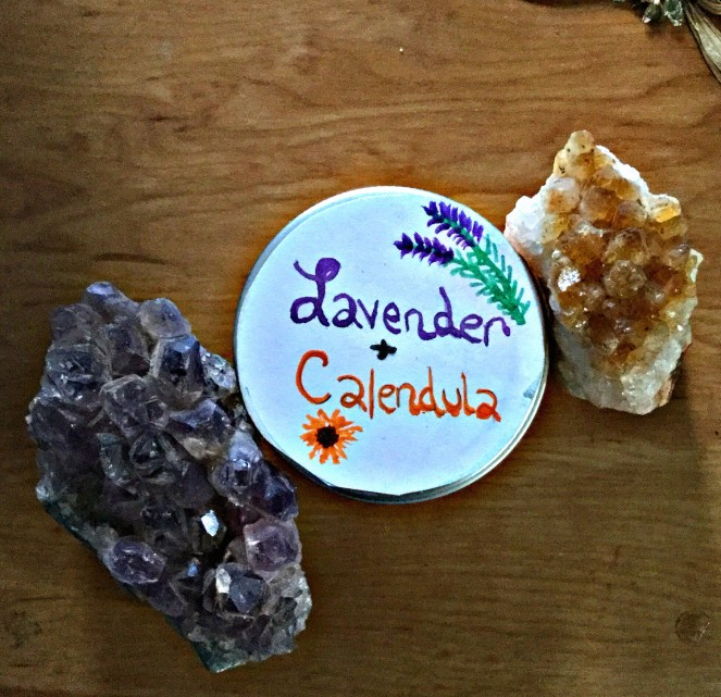 Lavender & Calendula Multi Purpose Salve