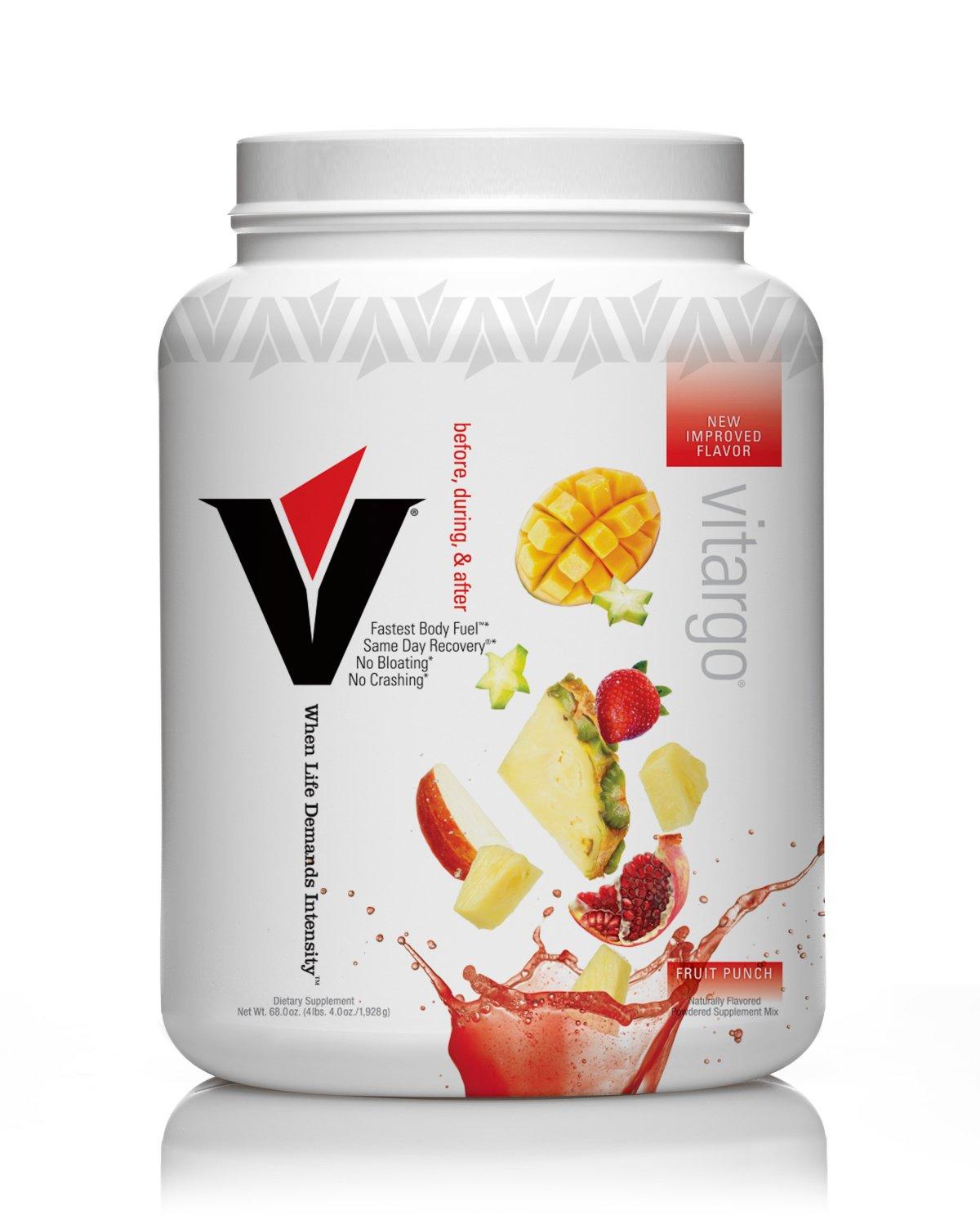 Vitargo Fruit Punch 50 Scoop 50tfrtvit