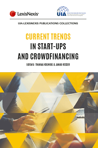 Current Trends in Startups and Crowdfinancing - UIA (EAN9781474309431)