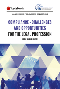 Compliance – Challenges & Opportunities for the Legal Profession - UIA (EAN9781474310345) 00037