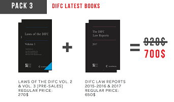 PACK 3: DIFC LATEST BOOKS