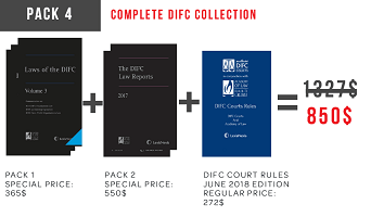 PACK 4: COMPLETE DIFC COLLECTION