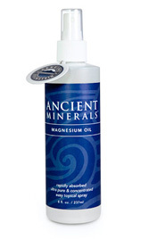 Ancient Minerals Magnesium Oil Ultra w/OptiMSM 237ml 00097