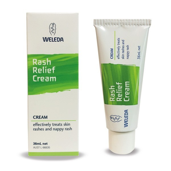 Weleda Rash Relief Cream 36 mL 00127
