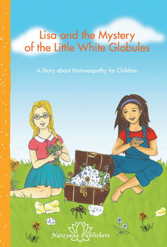 Lisa and the Mystery of the Little White Globules 00020