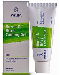 Weleda Burns and Bites Cooling Gel 36mL 00128