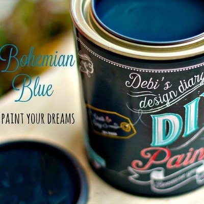 Bohemian Blue DIY Paint - #1 Selling Color!