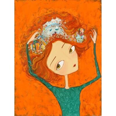Aziza Saliev -- Seattle Girl