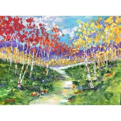 Anne Waters Woodland Splendor