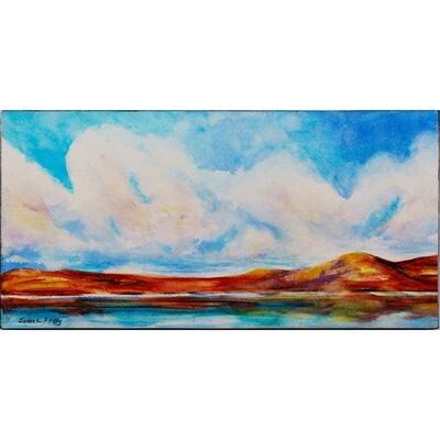 Joan Frey -- Eastern WA Sky