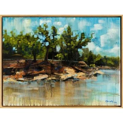 Christy Drackett -- Arcadia Lake