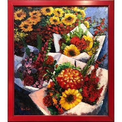 Heidi Barnett -- Farmers Market Bouquets