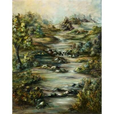 J. Goloshubin -- The flow
