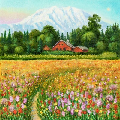 Leanna Leitzke -- Blossoming Northwest