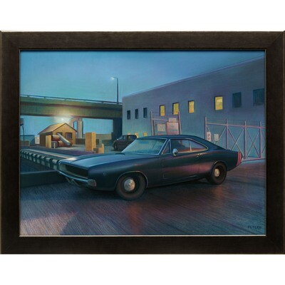 Tony Peters -- 1968 Dodge Charger