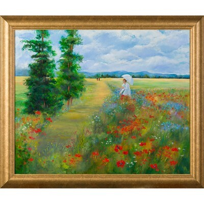 Lois Haskell -- In the Manner of Monet