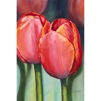 Sandi McGuire -- Majestic Tulips
