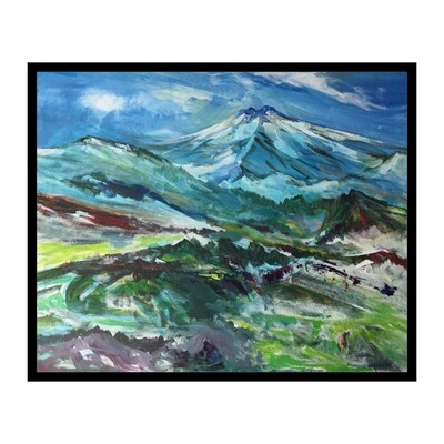 Forrest Goldade -- High Mountain Grazing Big Island
