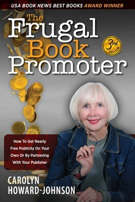 The Frugal Book Promoter - 3rd Ed [PB]