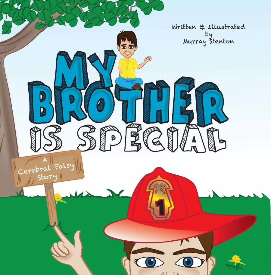 My Brother is Special: A Cerebral Palsy Story 978-1-61599-309-3