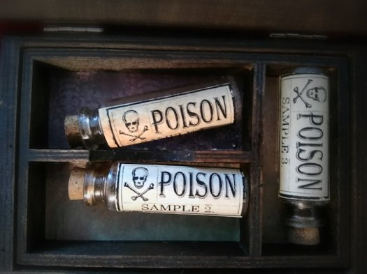 Dr. Pritchard's Box of Poison