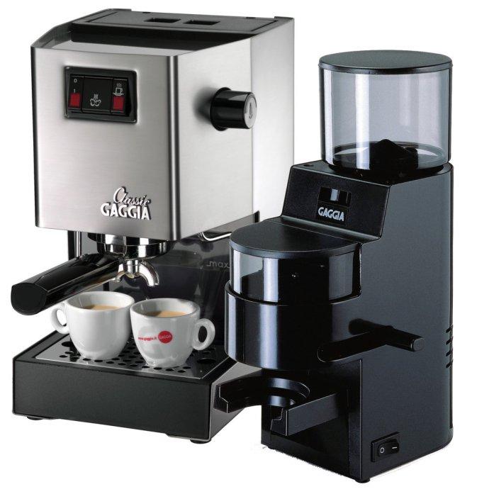 classic gaggia coffee machine manual