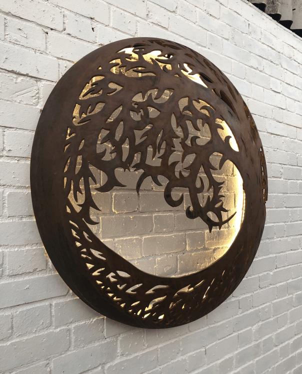 Sculptural Illumination - Tree of Life Design 1000mm