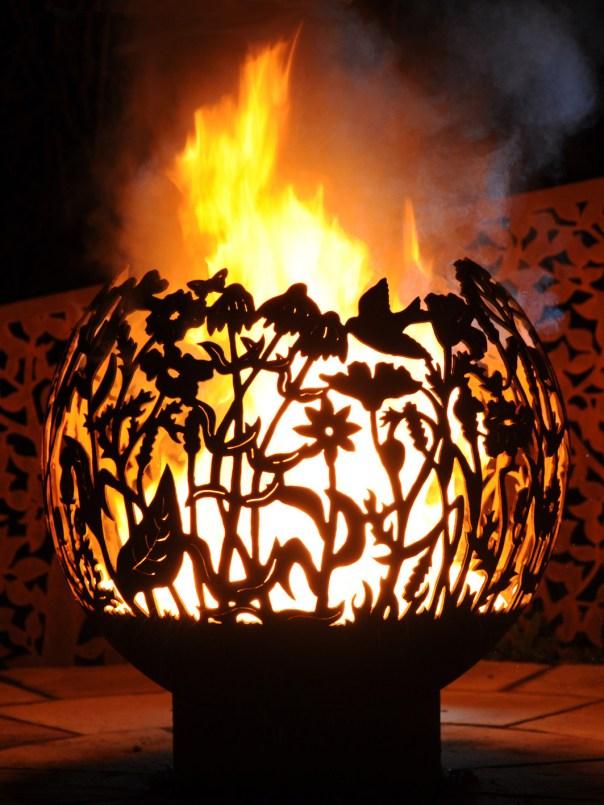 650mm Wildflower Firepit