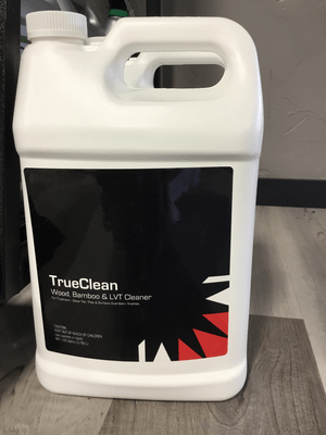True Clean 1 gal for Wood, Bamboo, LVT Hallmark